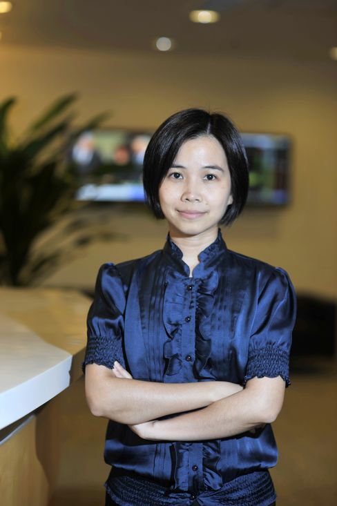 Fund Manager Linda Xie