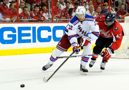 Rangers-Capitals Tickets Top $700 as NHL's Priciest of Season