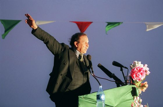 Ousted by Protests, Bouteflika Was Once Algeria's Savior