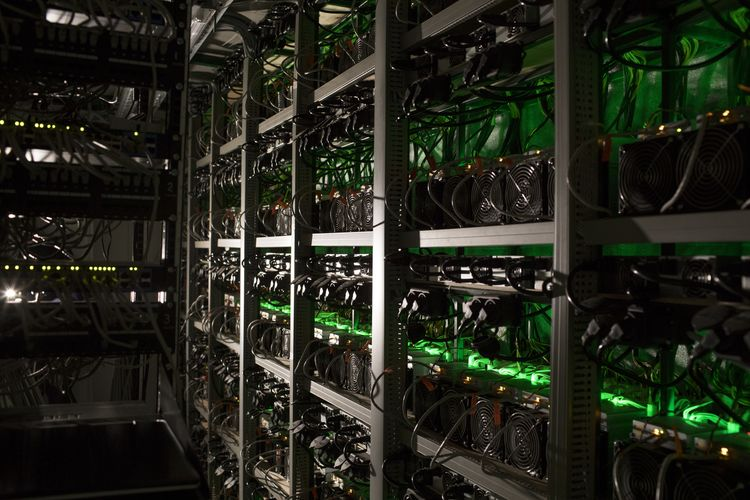 Power-Hungry Crypto Mines Clean Up As Cost Of Electricity Grows
