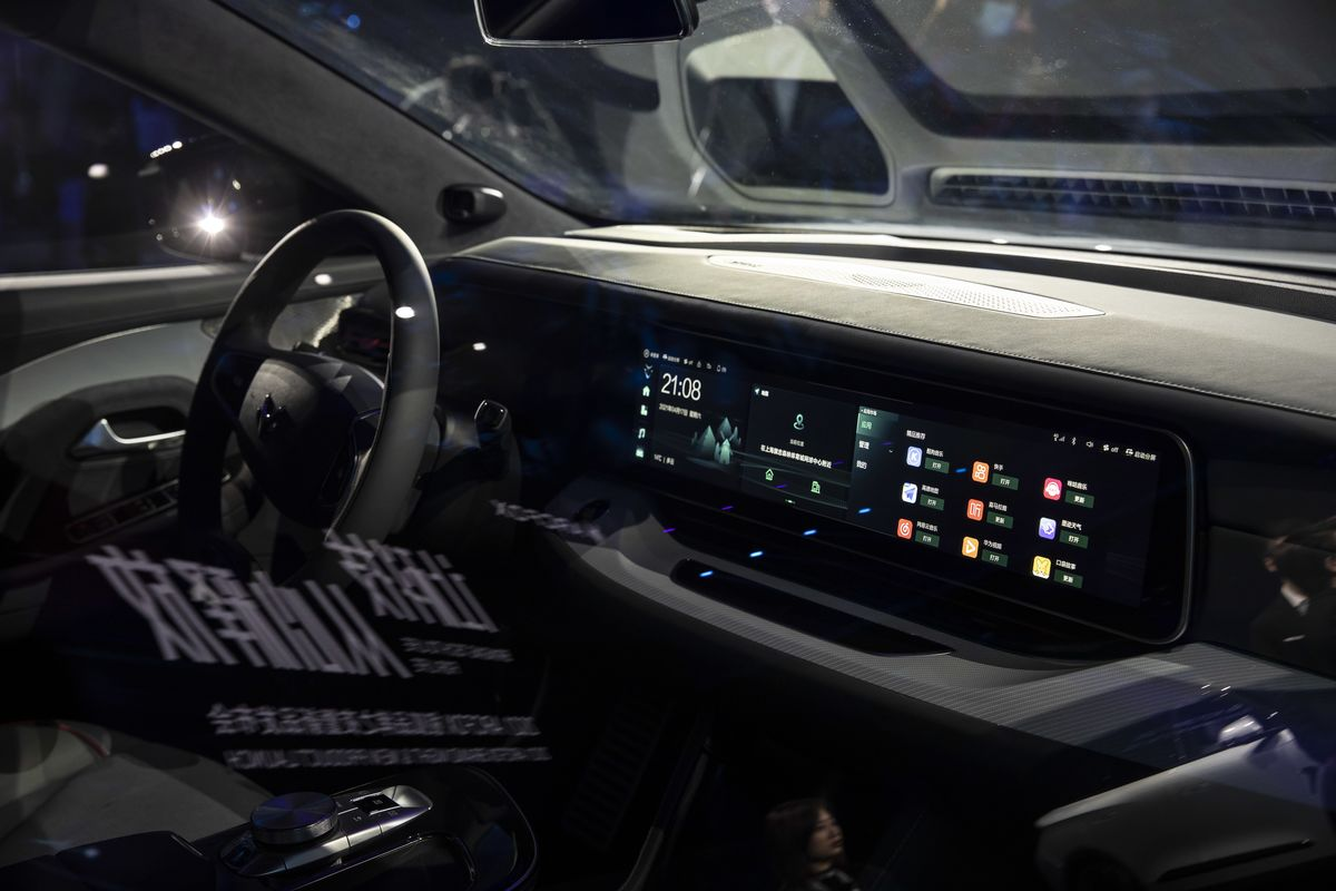 China's Next Target? The Troves of Data in Your Car