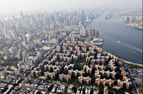 Manhattan Rents Jumping Lifts Stuyvesant Bondholders
