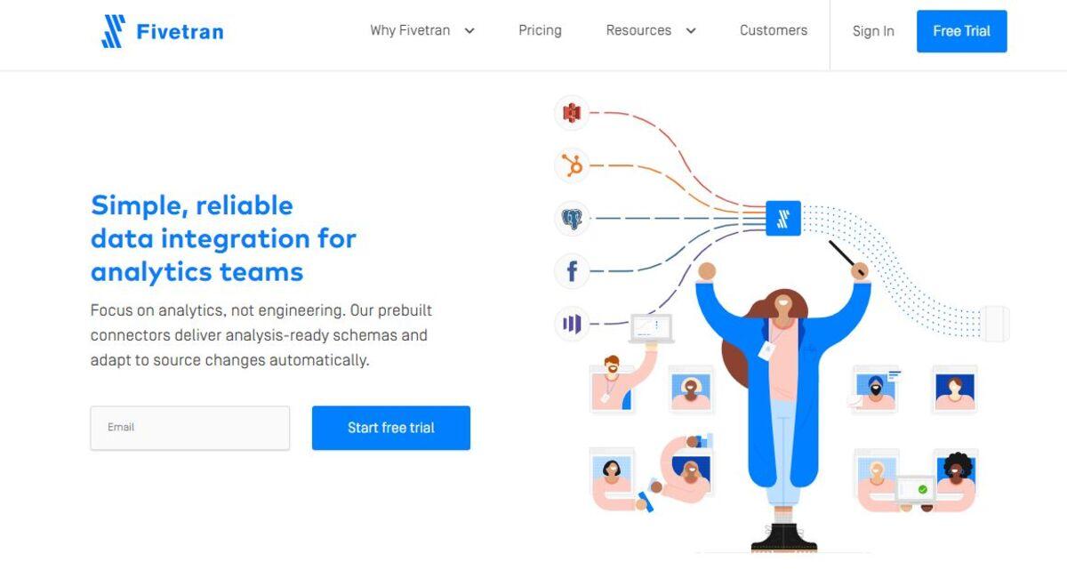 Fivetran Set for Unicorn Status With New Venture Backing