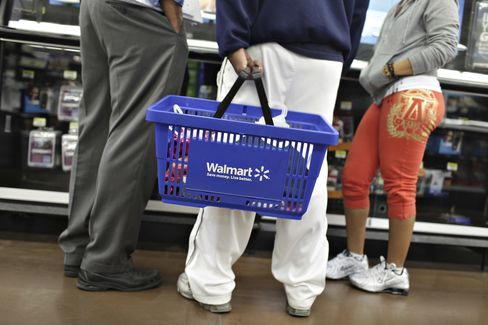Wal-Mart to Reduce Sugar, Fat, Salt in Private-Label Food
