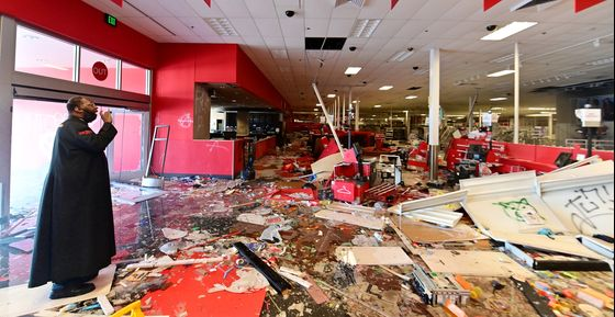 Target Is Reopening Its Looted Store With Black Shoppers in Mind