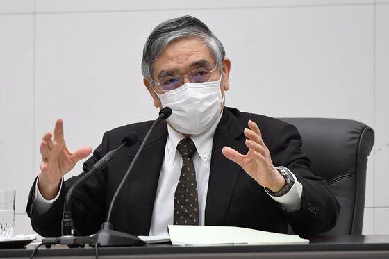 BOJ's Kuroda Says Will Act If Needed Amid High Virus Uncertainty