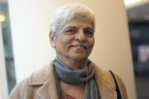Zubeida Mustafa