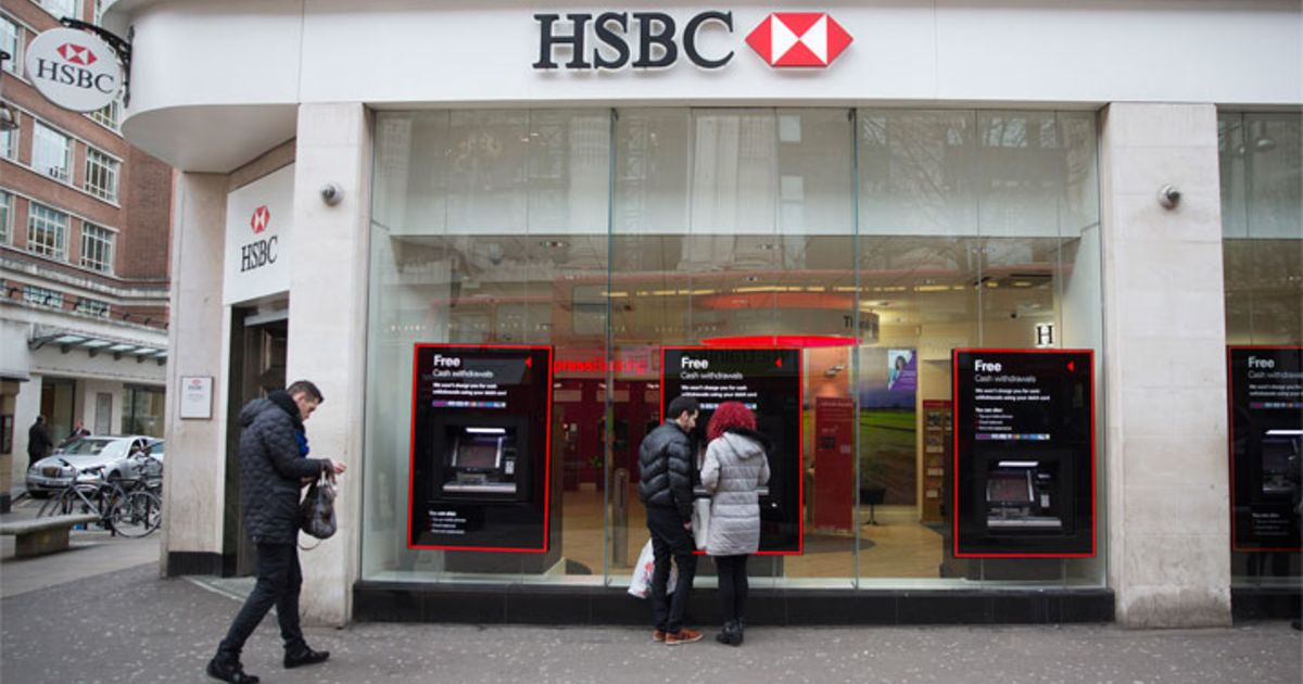 European Bank Stocks Gain on HSBC Confidence Boost