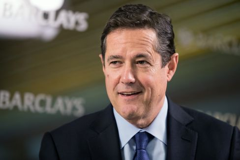Jes Staley, chief executive of Barclays Plc.