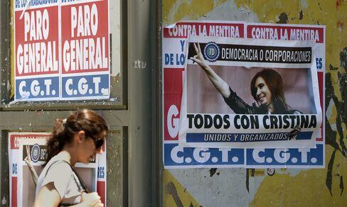 Swaps Traders Lose 81% as Default Risk Recedes: Argentina Credit