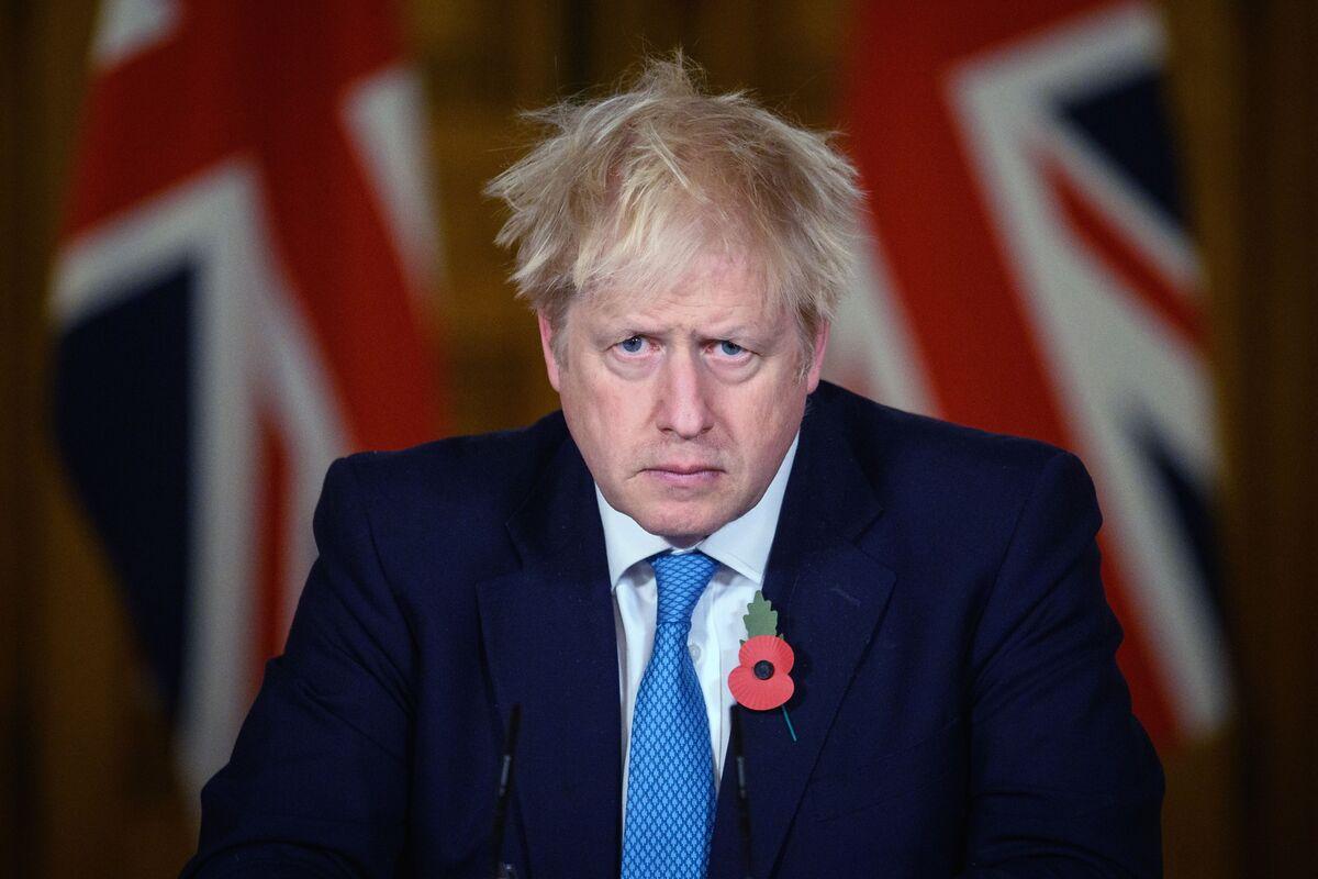 Brexit Squabble Clouds Boris Johnson's Day of Vaccine 'Triumph'