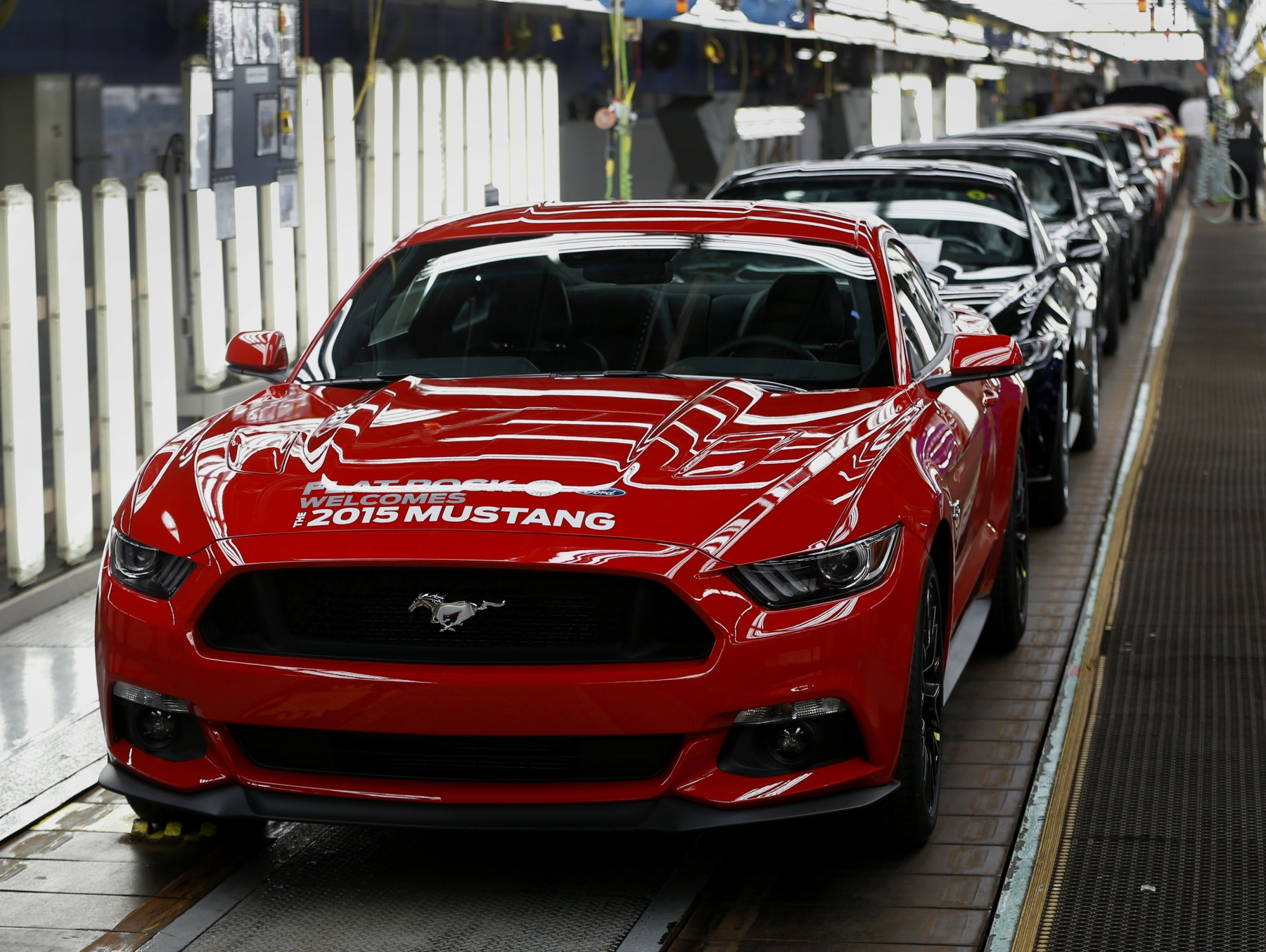 Ford S Mustang Has A Problem The New Mustang Bloomberg