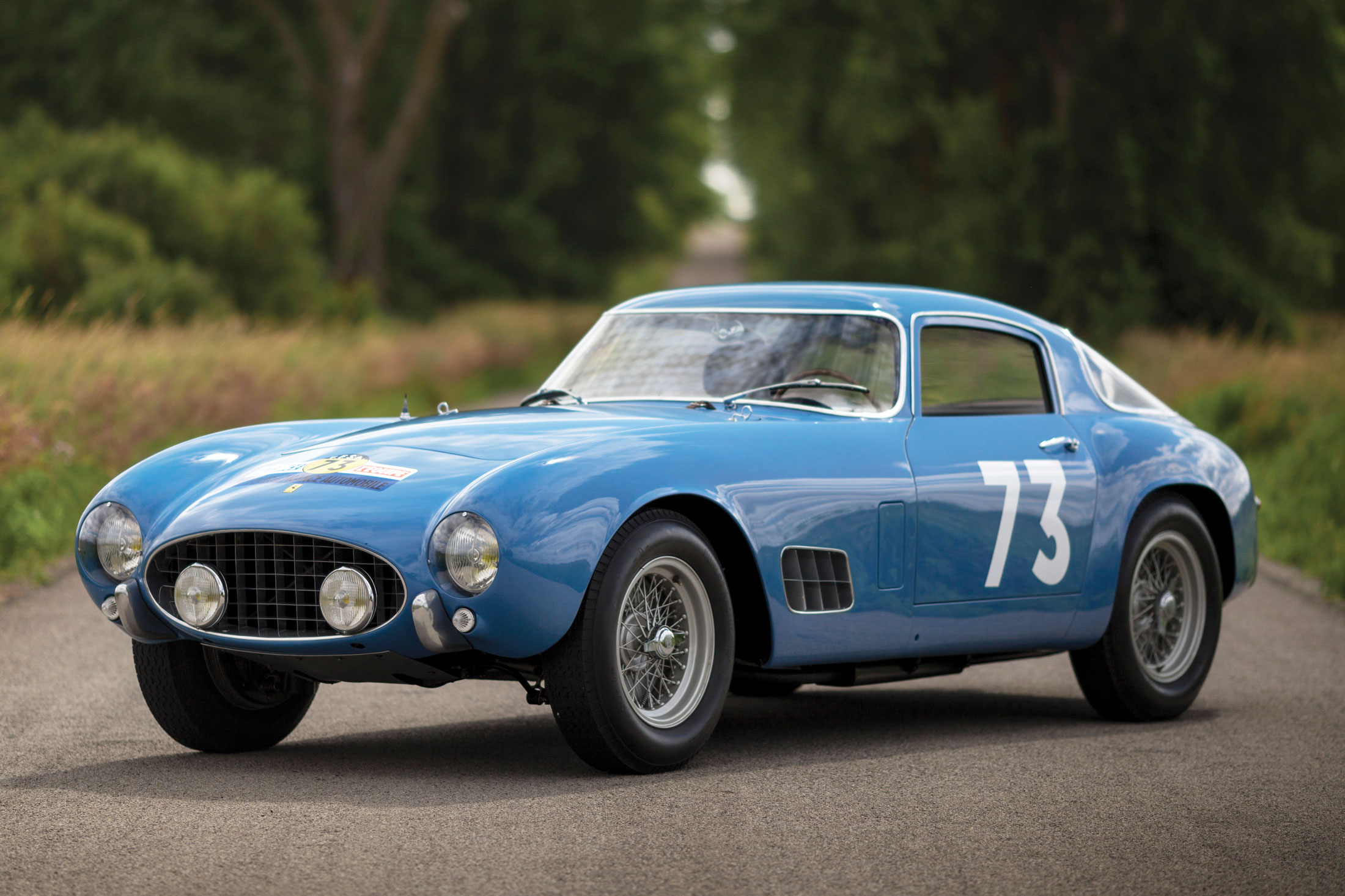1956 Ferrari 250 GT Berlinetta Competizione 'Tour de France' | RM Sotheby's | Estimate: TBD