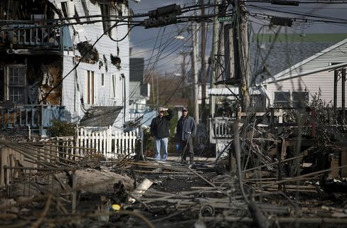 Sandy's Wind and Fire Leave Queens Residents Homeless