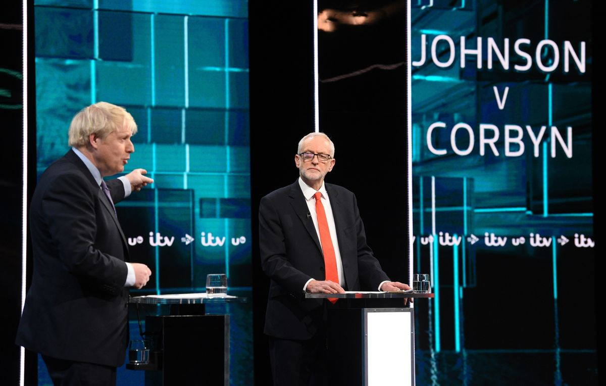 Brexit Boris or Comrade Corbyn. Which Is Worse?