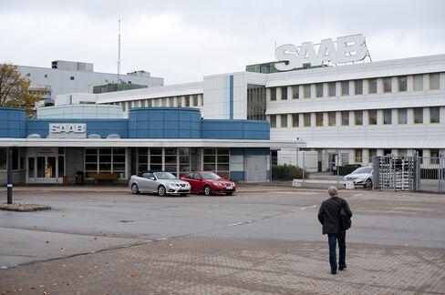 Saab Auto Owner May Liquidate