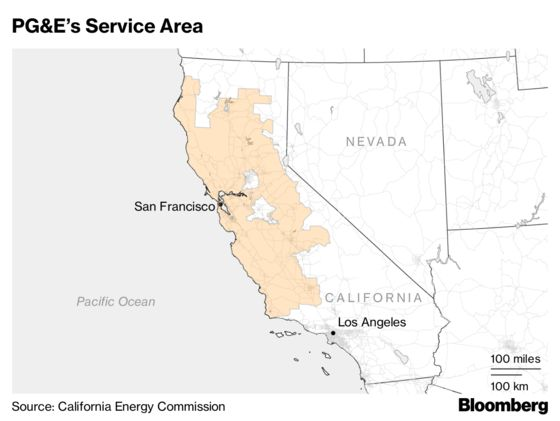 The Future of a Bankrupt PG&E May Be a Breakup