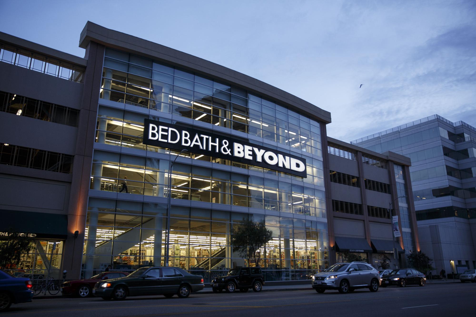 Bbbynasdaq Gs Stock Quote Bed Bath Beyond Inc Bloomberg Markets