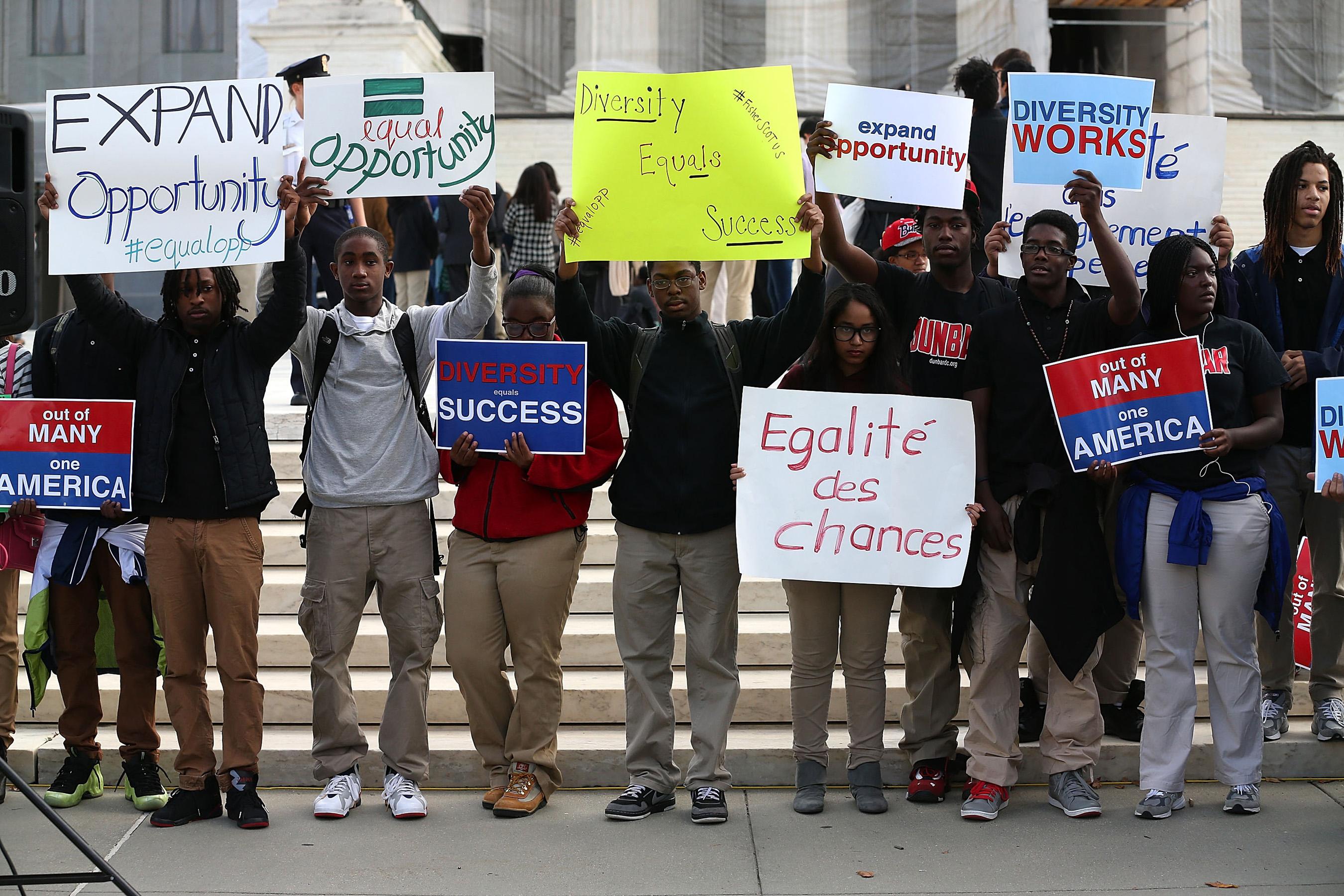 Examining affirmative action essay