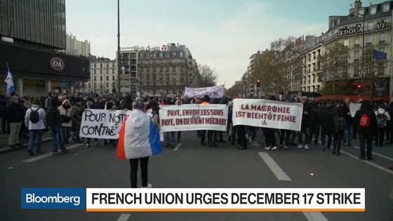 French Government Signals Flexibility on Pensions Amid Protests