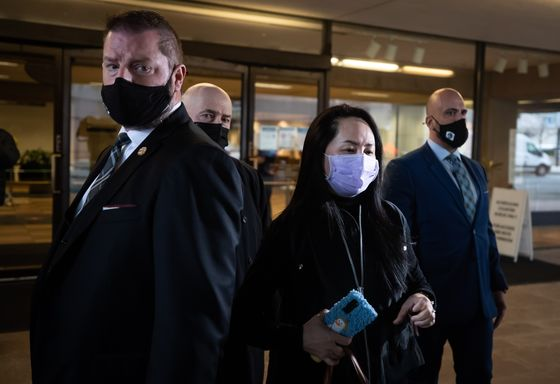 Meng Returns to Court Amid Signs Canada-China Standoff May Ease