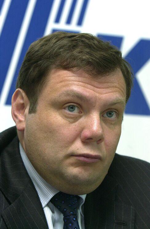 Russian Billionaire Mikhail Fridman