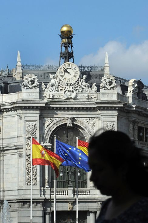 Moody's Maintains Negative Outlook on Spanish Banks