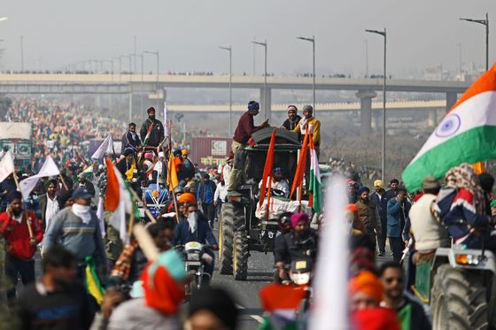 Modi Targets Land Disputes That Cripple India's Infrastructure