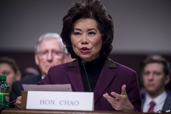 Chao Quits Trump Cabinet as Resignations Quicken in Wake of Riot