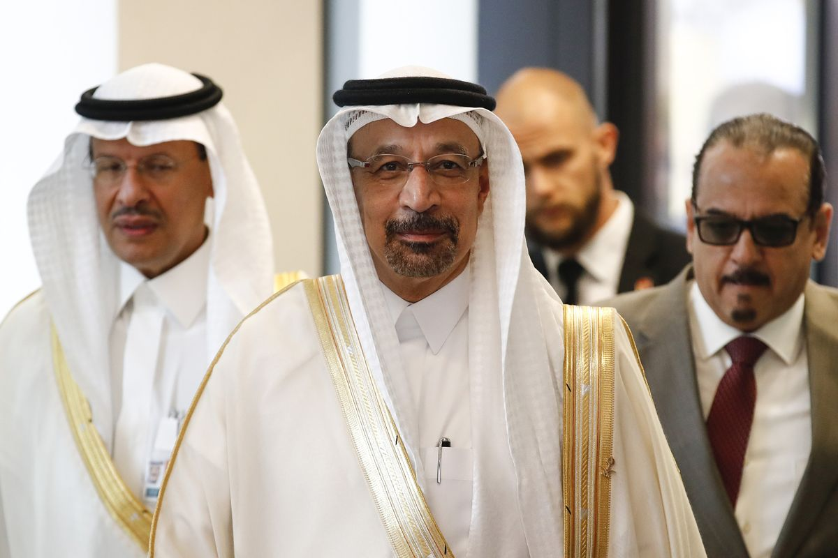Saudi Arabian Energy Minister Al-Falih Set to Cancel Davos Trip