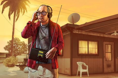 Take-Two's 'Grand Theft Auto' Tops $800 Million in First Day
