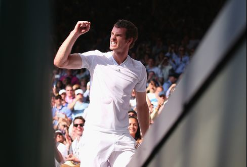 Andy Murray Seeks Wimbledon Repeat