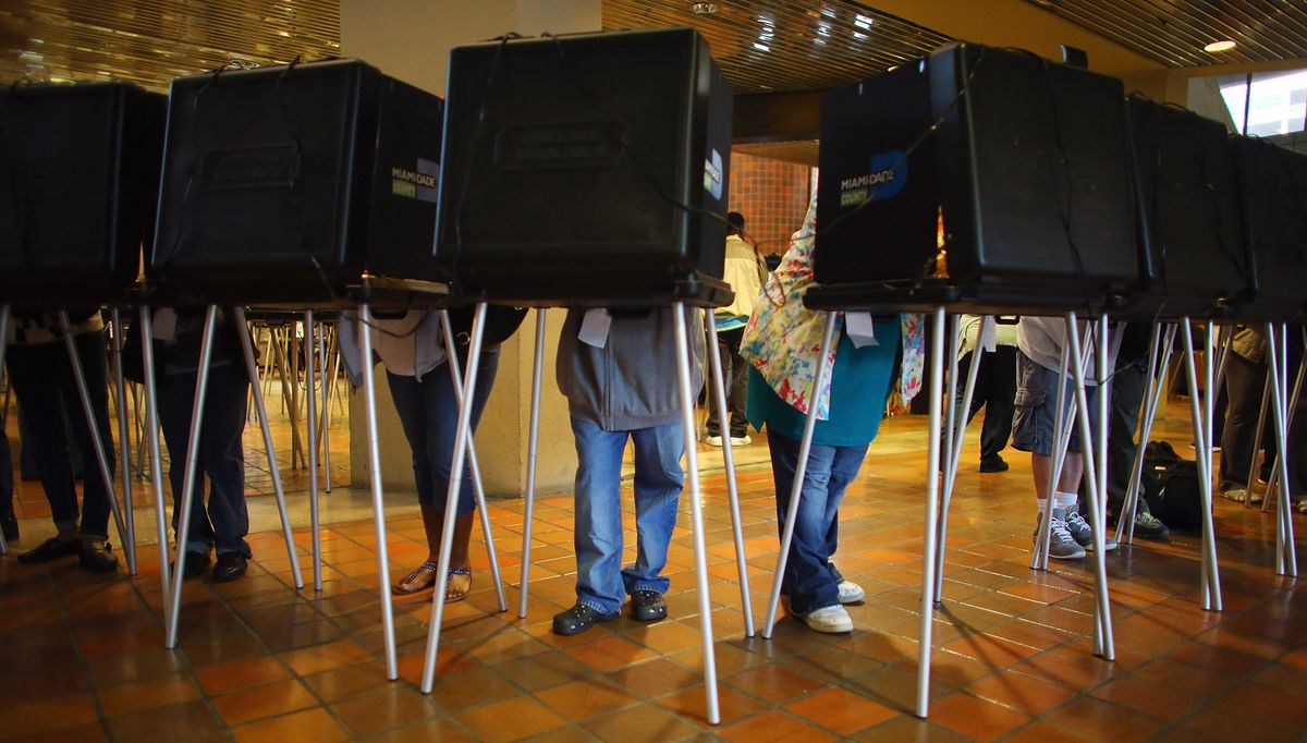 Court Rules Florida Can't Bar Felons From Vote Over Fines, Fees