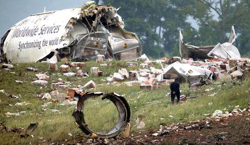 UPS Jet Crash Near Alabama Runway Latest Fatal Cargo Accident
