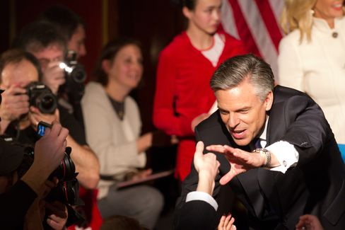 Romney Romp Follows Republican Pattern of Losers Who Win