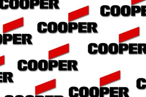 For Sanity, Consider Cooper