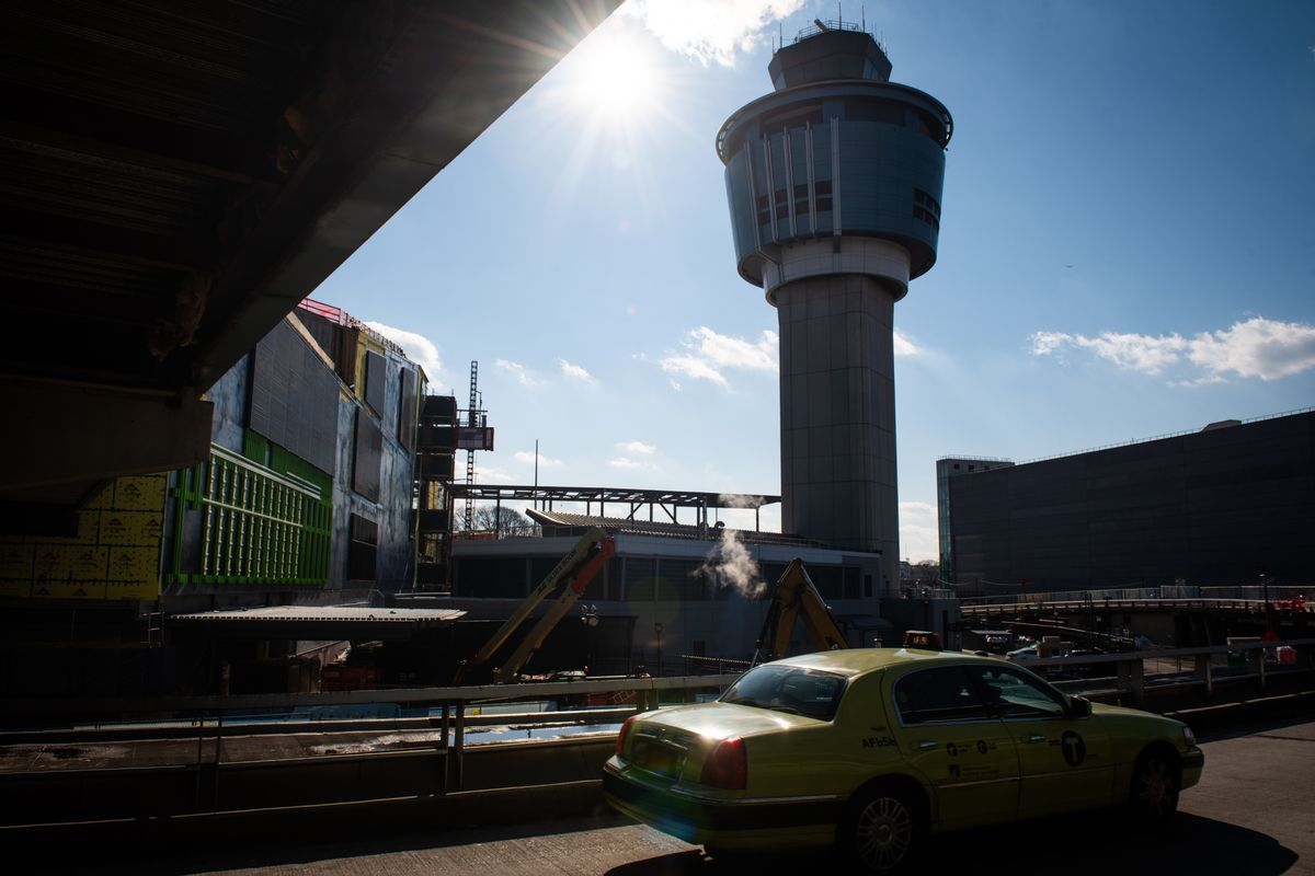 LaGuardia Chaos May Have Helped Push Trump to End Shutdown