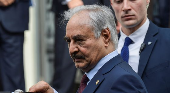 Libya's Haftar Offers Ramadan Truce Amid Power Grab Blowback