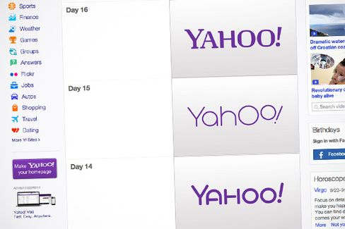 Risky Business: Yahoo!???s Logo Redesign