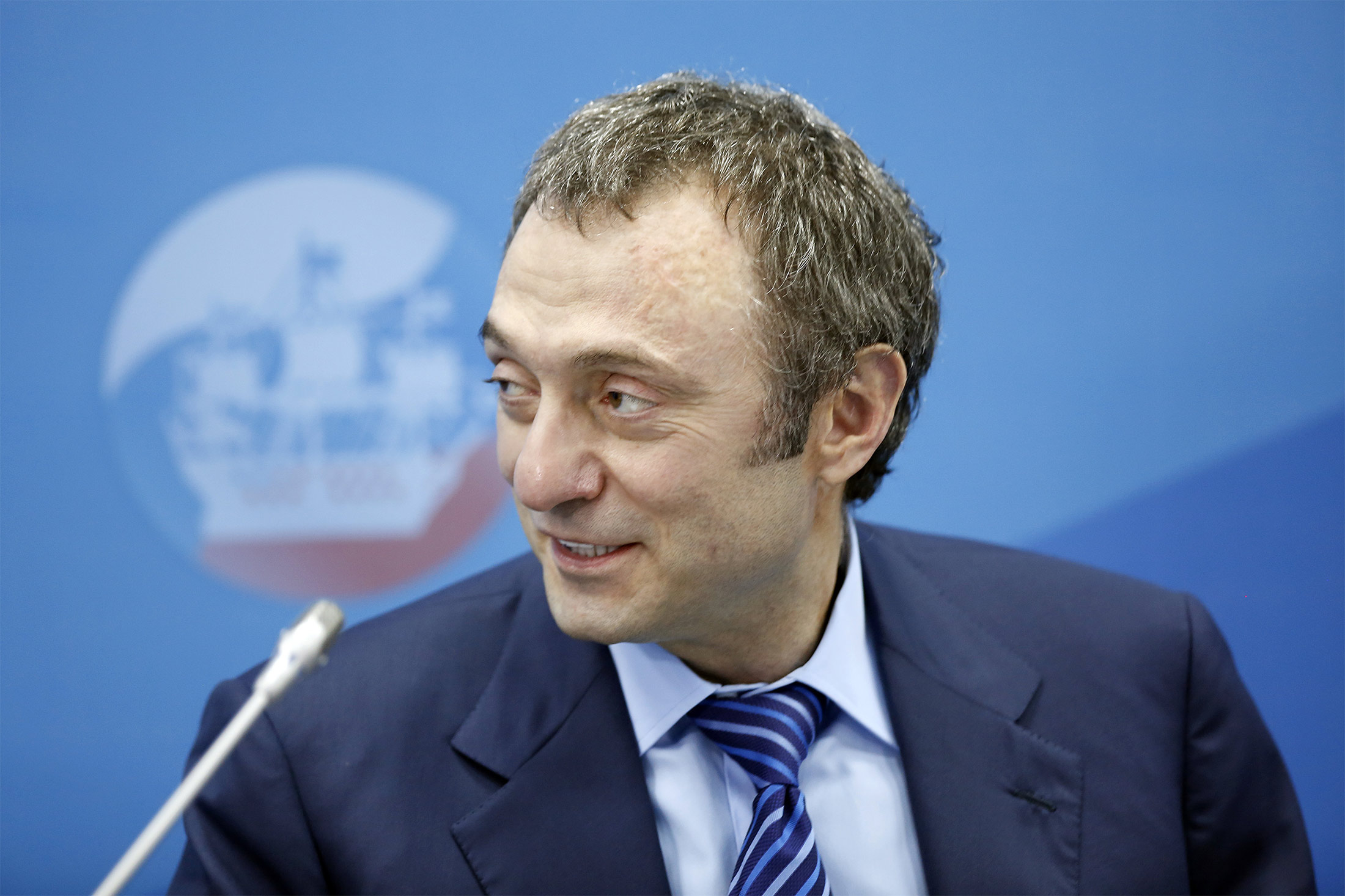 Prokhorov bought a share of Kerimov in Uralkali 93