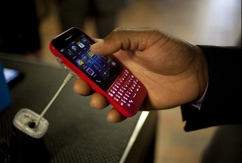 Blackberry Forms Board Committee to Explore Strategic Options