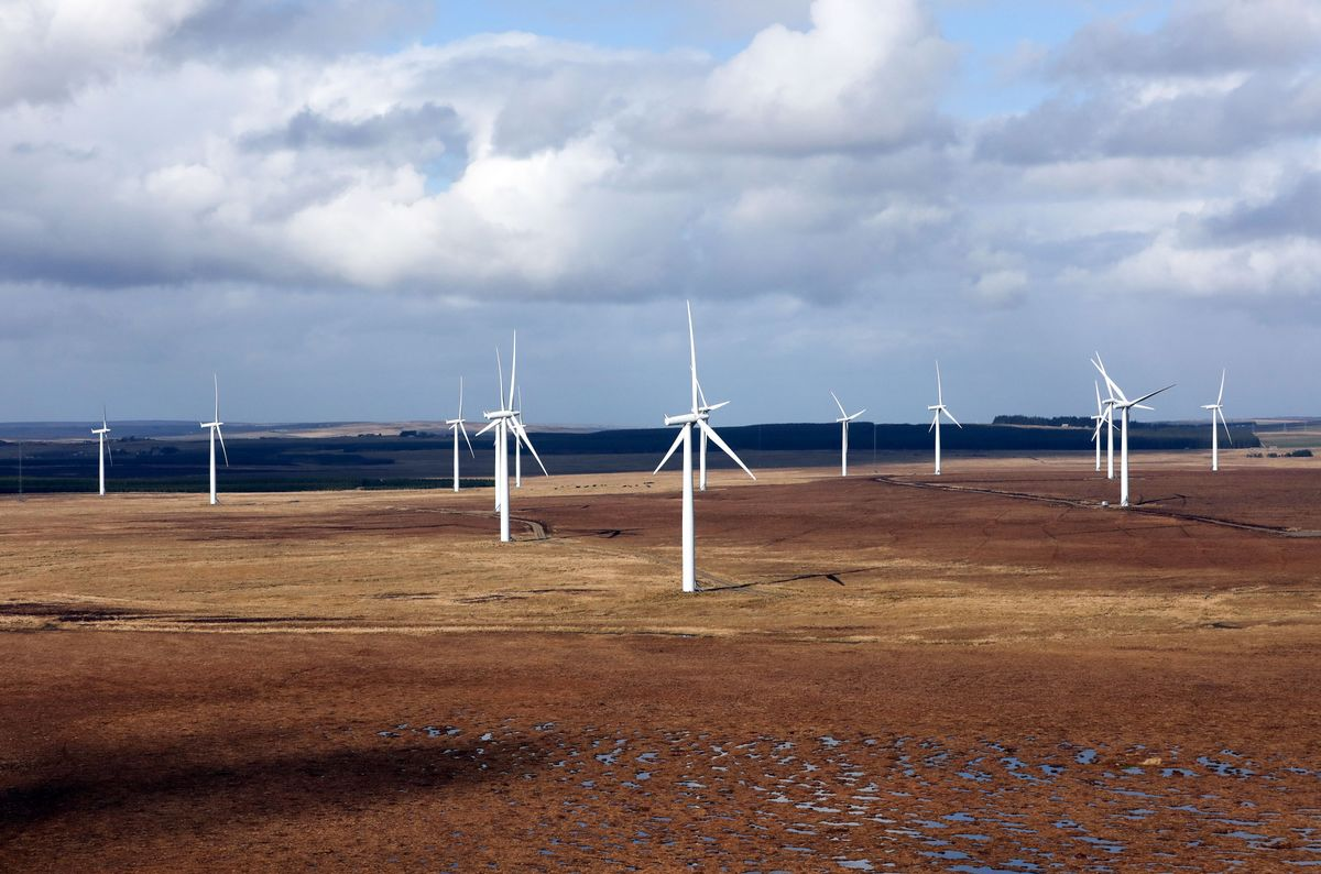 The U.K. Had a Record Year for Wind Generation