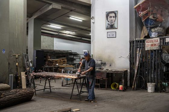 Venezuela's Long Decline Threatens the Cultural Jewels of Caracas