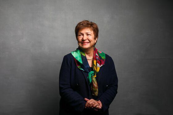 U.S. Tells IMF Board It Won't Seek to Oust Georgieva as Chief