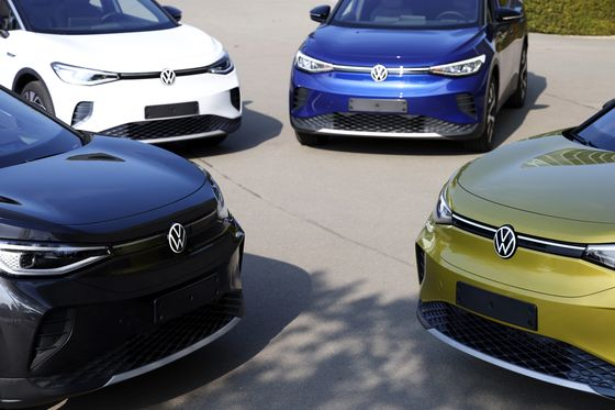 VW Raises Full-Year Outlook, Warns on Growing Chip Shortage