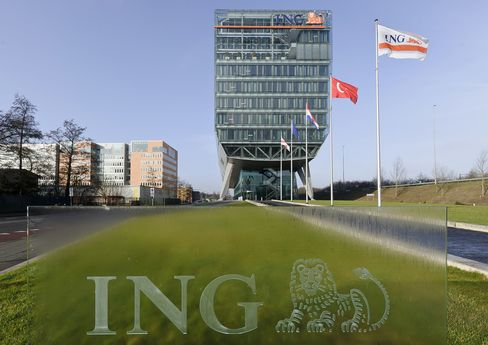 ING Takes Charge of at Least $1.2 Billion on U.S. Annuities