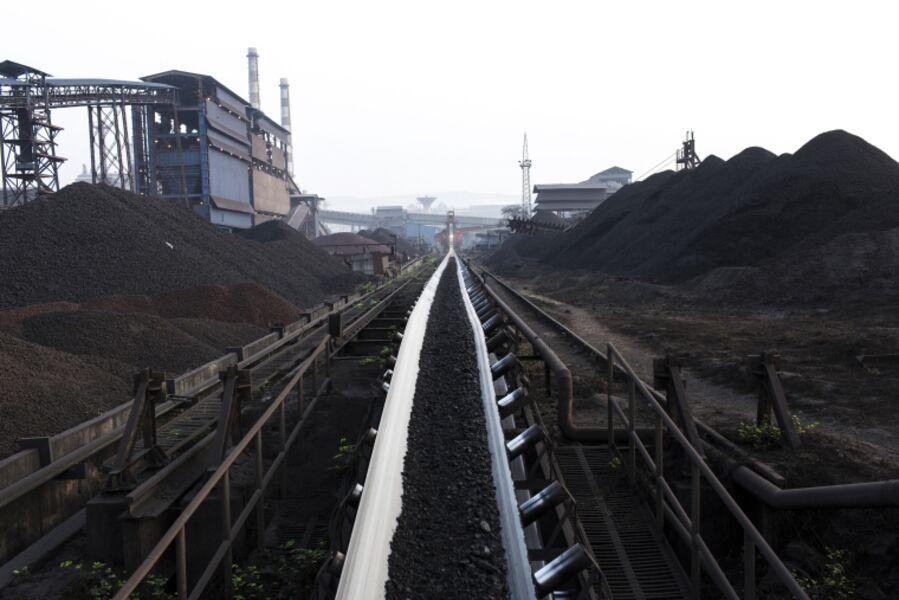 Inside Jindal Steel & Power Ltd.'s Production Plant
