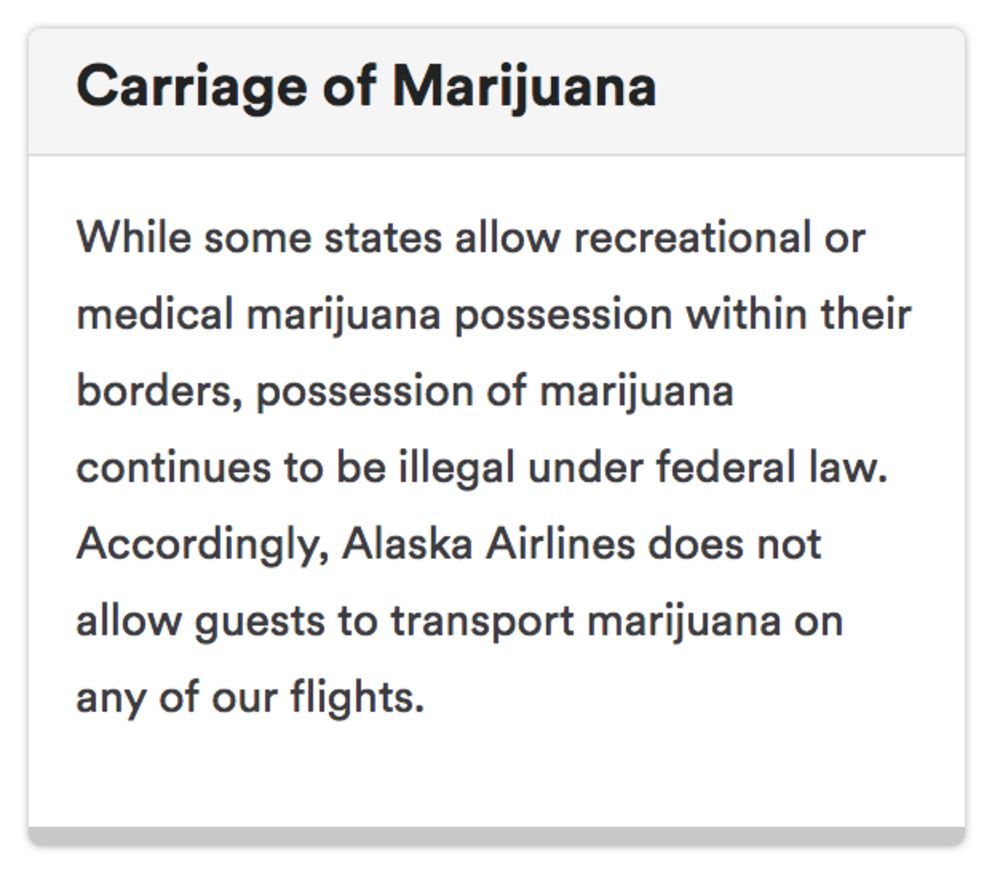 Legal Pot Is a Nightmare for Airports and Travelers - Bloomberg