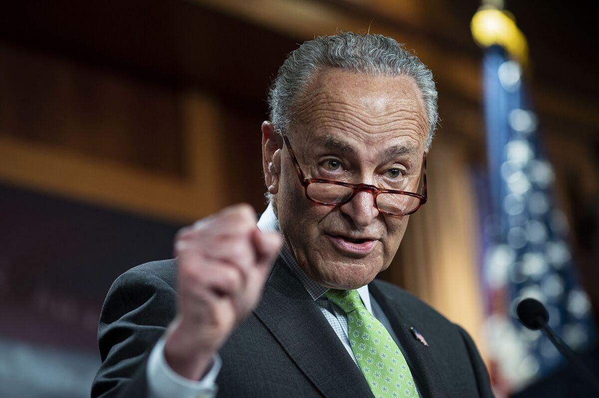 Republicans Warn Infrastructure Deal Will Miss Schumer Deadline
