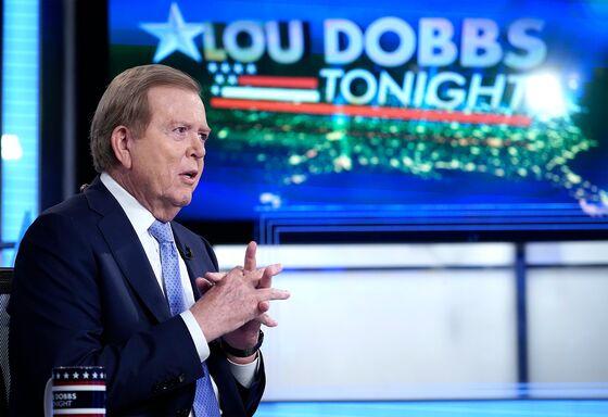 Fox News Cancels 'Lou Dobbs Tonight'